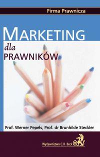 Marketing dla prawników - Werner Pepels - ebook