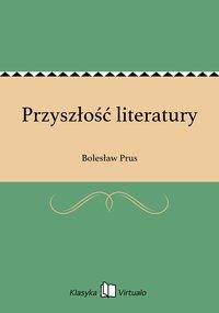 Przyszłość literatury