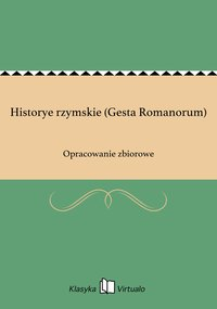 Historye rzymskie (Gesta Romanorum)