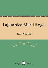 Tajemnica Marii Roget
