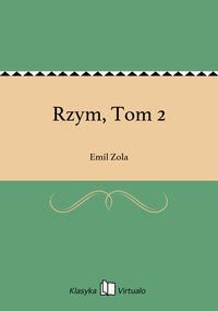Rzym, Tom 2