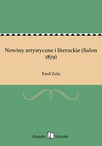 Nowiny artystyczne i literackie (Salon 1879)