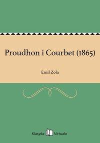 Proudhon i Courbet (1865)
