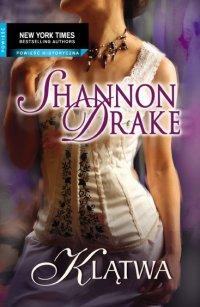 Klątwa - Shannon Drake - ebook