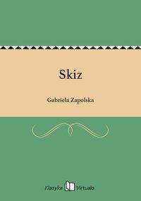 Skiz - Gabriela Zapolska - ebook