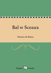 Bal w Sceaux