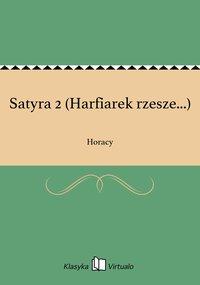 Satyra 2 (Harfiarek rzesze...)