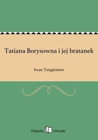 Tatiana Borysowna i jej bratanek