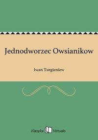 Jednodworzec Owsianikow