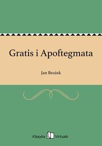 Gratis i Apoftegmata