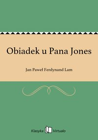 Obiadek u Pana Jones