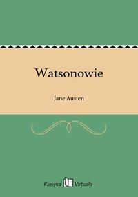 Watsonowie
