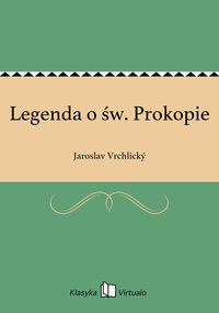 Legenda o św. Prokopie