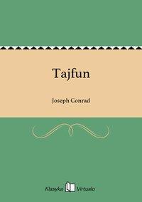 Tajfun - Joseph Conrad - ebook
