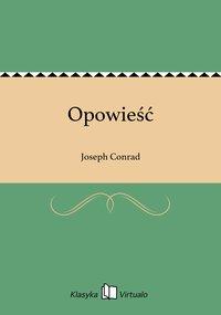 Opowieść - Joseph Conrad - ebook