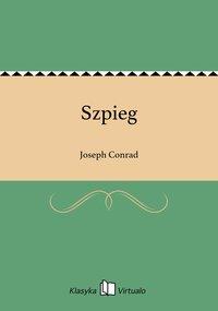 Szpieg - Joseph Conrad - ebook