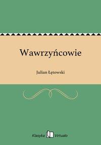 Wawrzyńcowie - Julian Łętowski - ebook