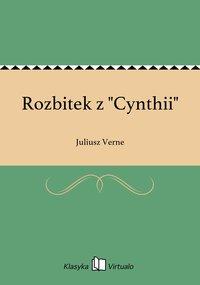 "Rozbitek z ""Cynthii"" - Juliusz Verne - ebook"