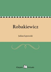 Robakiewicz - Julian Łętowski - ebook