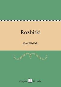 Rozbitki - Józef Bliziński - ebook