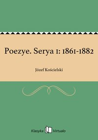 Poezye. Serya 1: 1861-1882