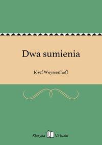 Dwa sumienia - Józef Weyssenhoff - ebook