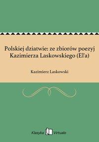Polskiej dziatwie: ze zbiorów poezyj Kazimierza Laskowskiego (El'a)