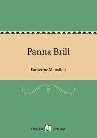Panna Brill - Katherine Mansfield - ebook