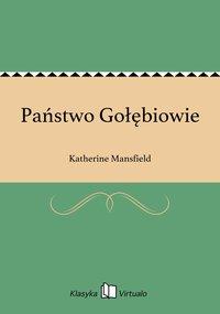 Państwo Gołębiowie - Katherine Mansfield - ebook