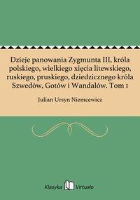 Dzieje panowania Zygmunta III, króla polskiego, wielkiego xięcia litewskiego, ruskiego, pruskiego, dziedzicznego króla Szwedów, Gotów i Wandalów. Tom 1