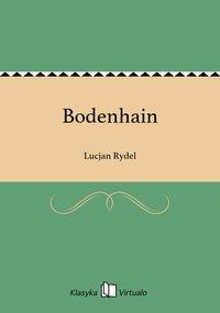 Bodenhain - Lucjan Rydel - ebook