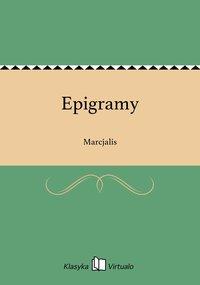 Epigramy - Marcjalis - ebook