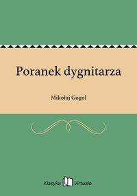Poranek dygnitarza - Mikołaj Gogol - ebook