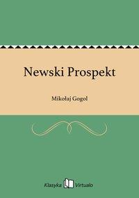 Newski Prospekt - Mikołaj Gogol - ebook