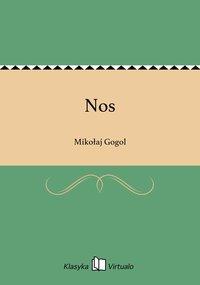 Nos - Mikołaj Gogol - ebook