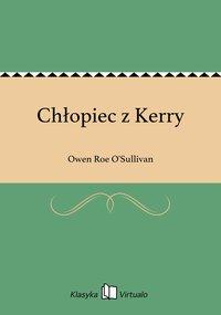 Chłopiec z Kerry - Owen Roe O'Sullivan - ebook
