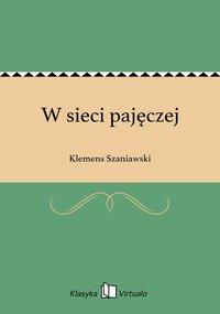 W sieci pajęczej - Klemens Szaniawski - ebook