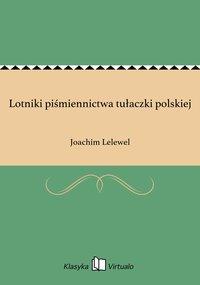 Lotniki piśmiennictwa tułaczki polskiej