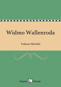 Widmo Wallenroda