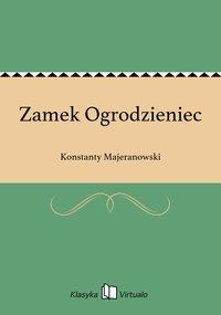 Zamek Ogrodzieniec - Konstanty Majeranowski - ebook