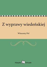 Z wyprawy wiedeńskiej - Wincenty Pol - ebook