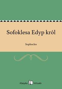 Sofoklesa Edyp król