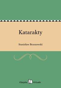 Katarakty - Stanisław Brzozowski - ebook