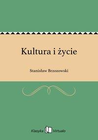 Kultura i życie - Stanisław Brzozowski - ebook
