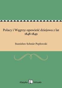 Polacy i Węgrzy: opowieść dziejowa z lat 1848-1849