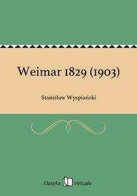 Weimar 1829 (1903)
