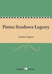 Pisma Stosława Łaguny