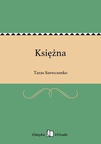 Księżna - Taras Szewczenko - ebook