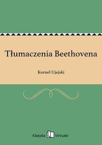 Tłumaczenia Beethovena