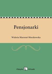 Pensjonarki